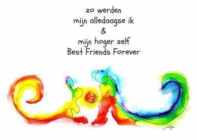 Best friends met je hoger zelf